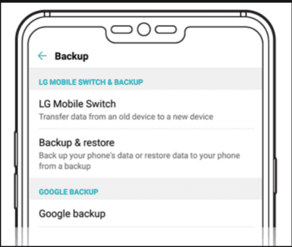 how to get deleted pictures back on lg phone