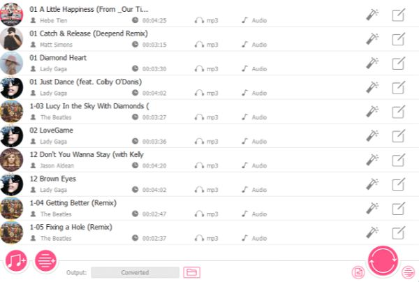Import iTunes Music