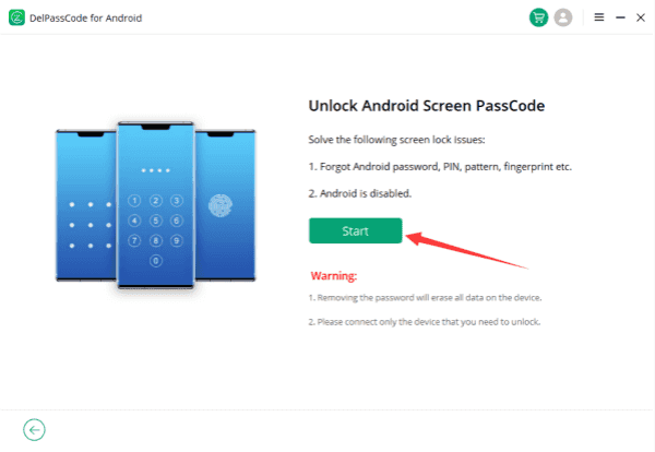 how to unlock lenovo phone password