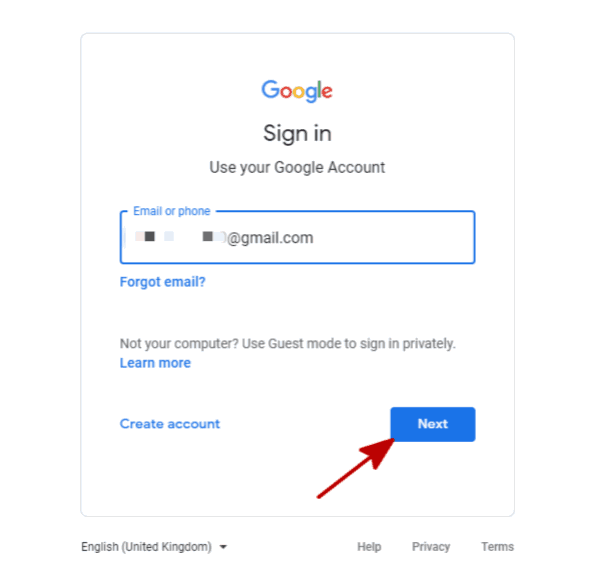 How to remove Google account from tablet
