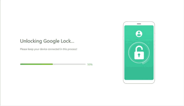 How to bypass Google lock