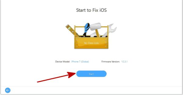 Fix iPhone stuck on boot loop