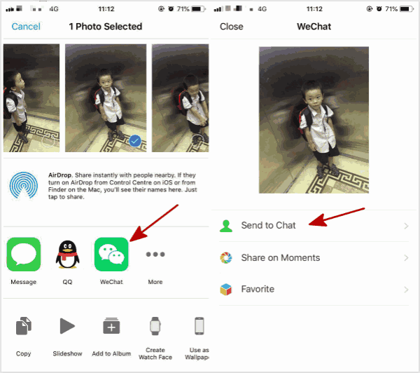 How to move photos from iPhone to Mac