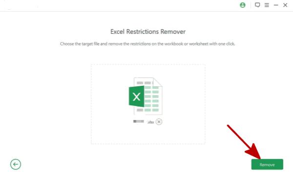 Excel password breaker