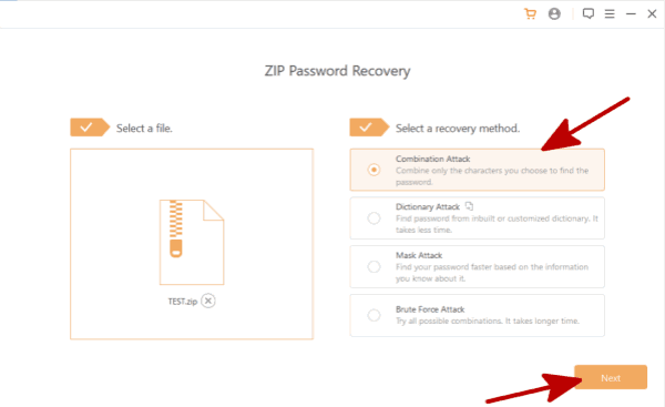 7zip password cracker