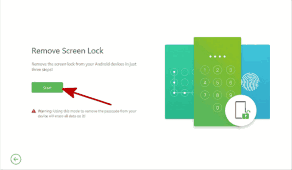 How to remove screen lock on OPPO